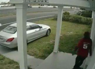 burglar mother
