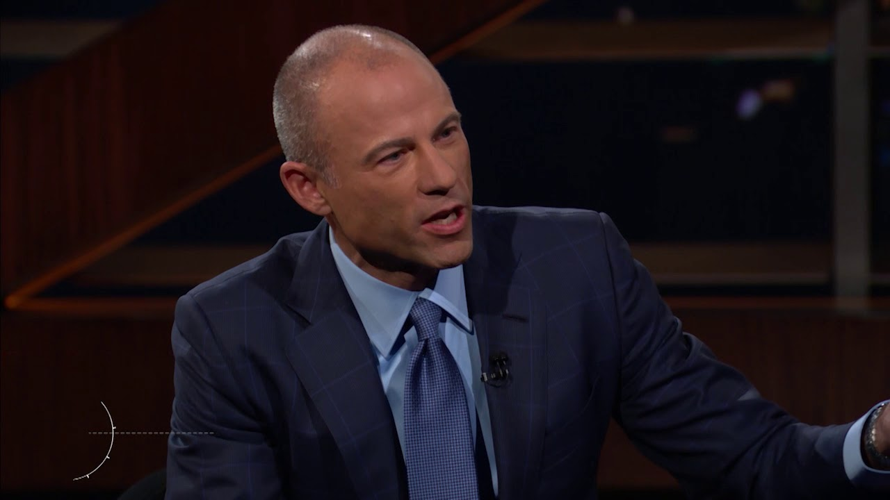 'Creepy Porn Lawyer' Michael Avenatti Arrested on Suspicion of Felony Domestic Violence — Video