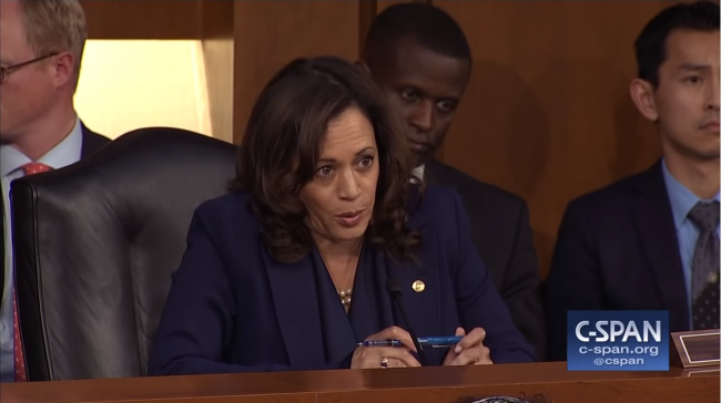 kamala harris wants