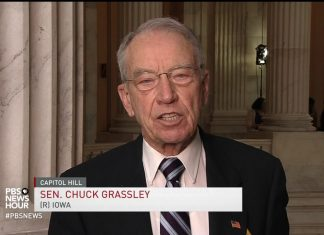 Kavanaugh Grassley Ford