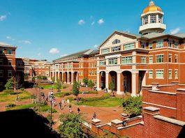 universities target whites