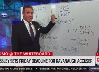 Kavanaugh Cuomo CNN