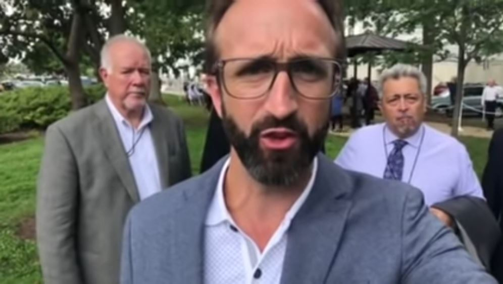 Kavanaugh paid protesters