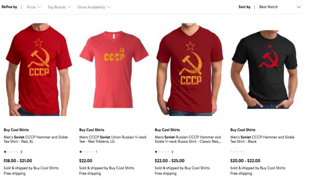 communist t-shirts