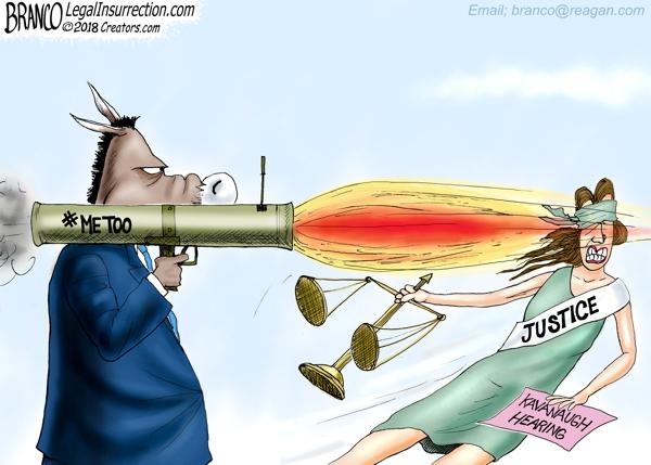Democrat Party #MeToo Justice