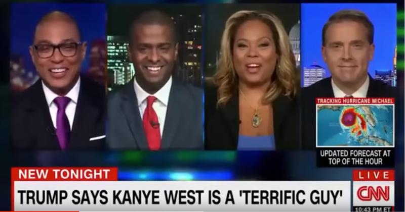 Kanye West Don Lemon