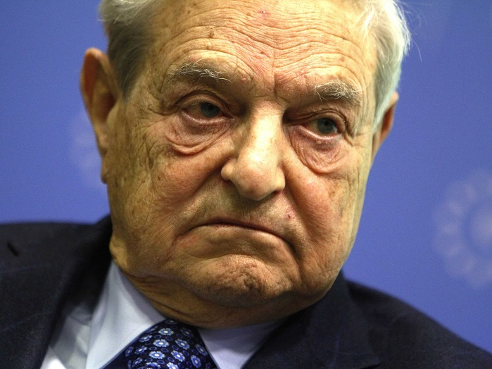 Spooky Dude George Soros Donates $1M To 'Defund Police' Activists But Polls Show The Majority Of Voters Want MORE Police