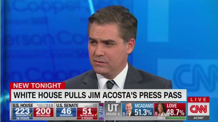 CNN Jim Acosta