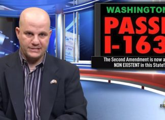 Washington State Second Amendment I-1639