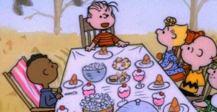 Charlie Brown racism