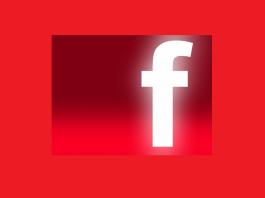 Facebook red