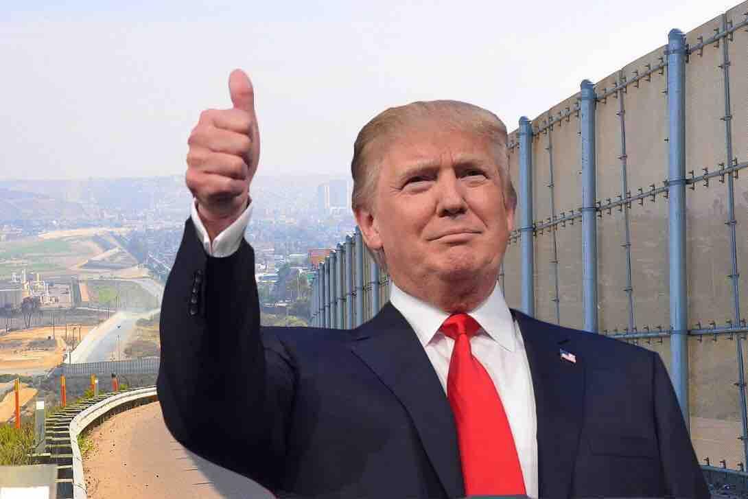 GoFundMe Build the wall #GoFundTheWall