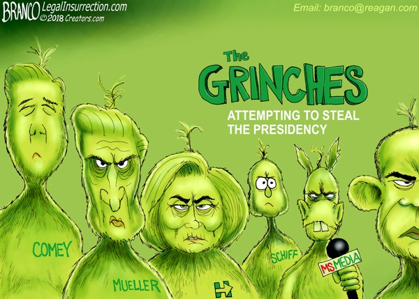 mean green machine trump