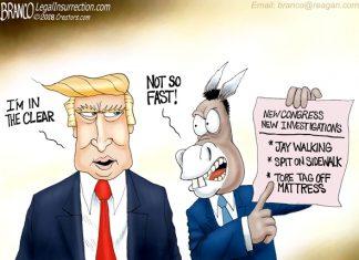 crimes trump
