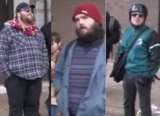 antifa attackers