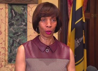 NRA Baltimore Catherine Pugh