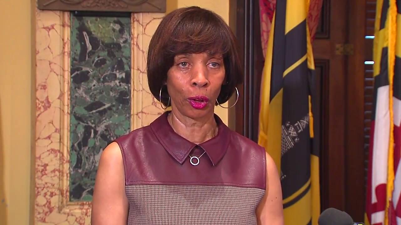 NRA Baltimore Catherine Pugh