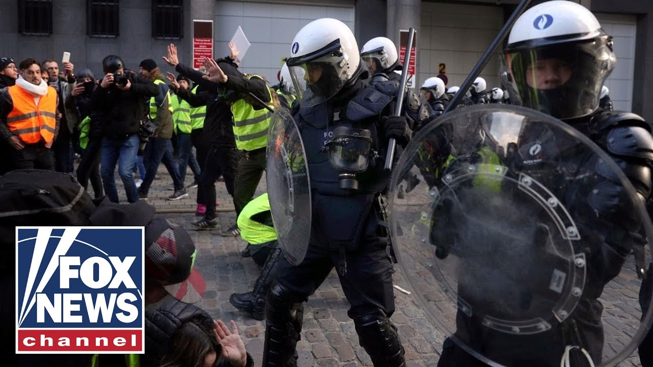 Limbaugh France French rioters