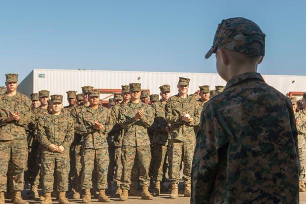 honorary marine