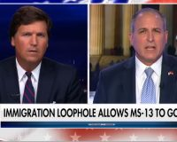 Former Obama Border Chief to Tucker Carlson: MS-13 Gang Members Laugh at How Easy It Is to Cross Border