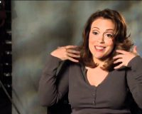 Alyssa Milano Runner-Up for Stupid Award: Claims Democrats the Party FOR the People – James Woods' Answer is Classic