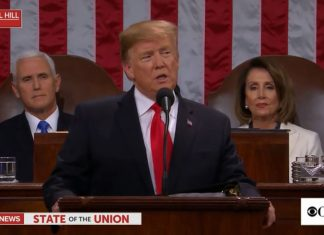 Trump SOTU State of the Union