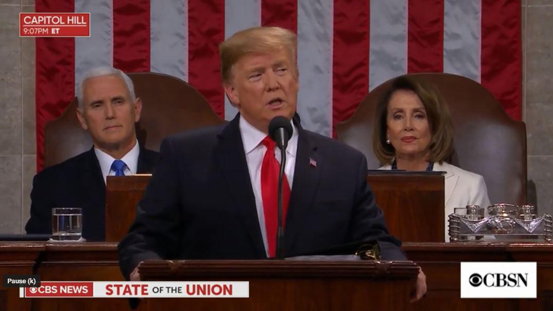Trump SOTU State of the Union