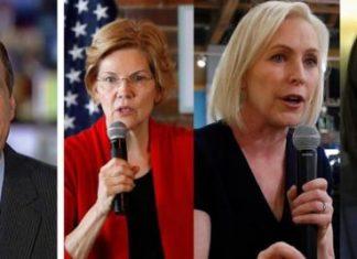 2020 democrats