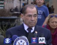 Watch Dem Rep. Jerrold Nadler get much deserved dose of truth from heckler for refusing to accept reality