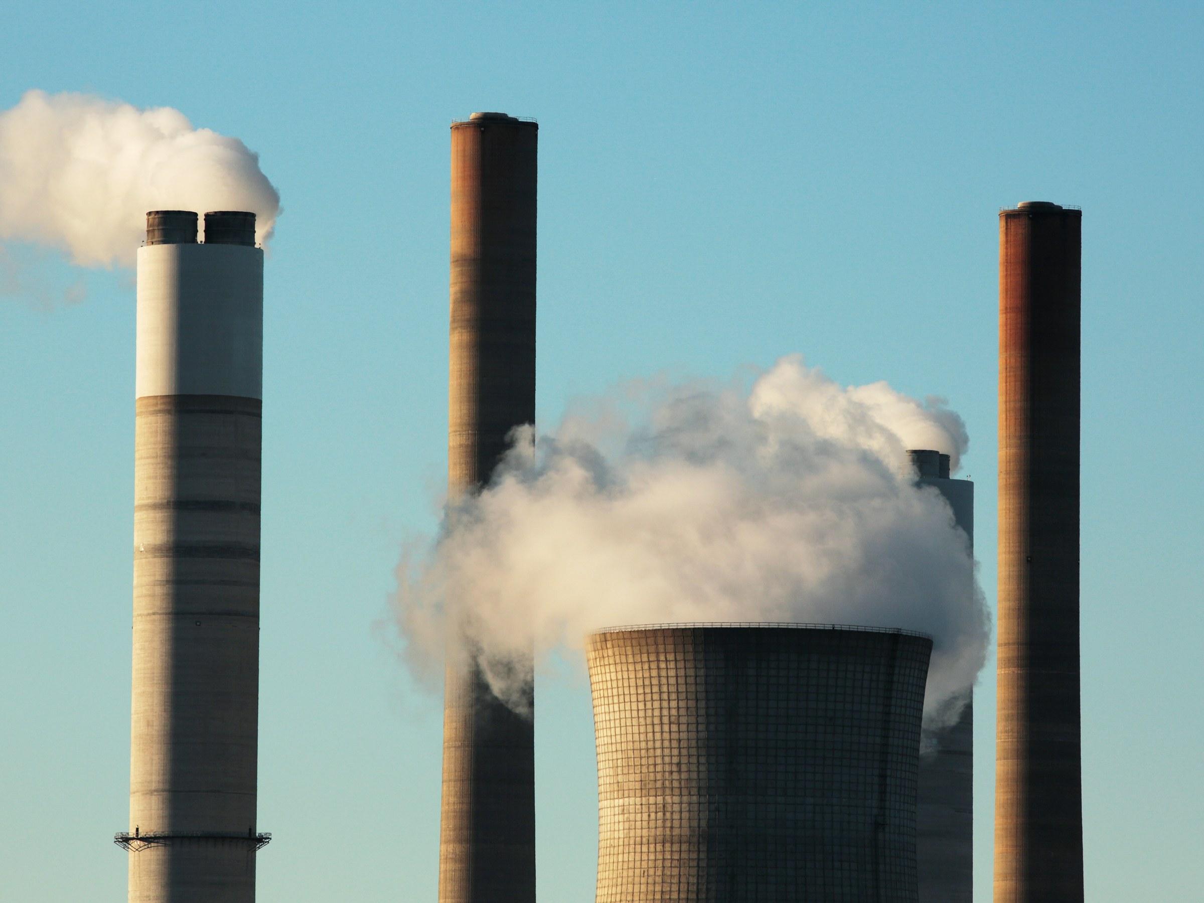 pollution air racist