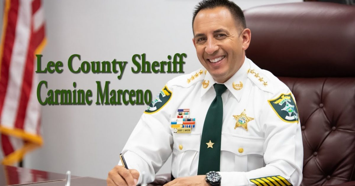 Sheriff Carmine Marceno