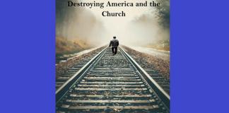 spiritual darkness America Church