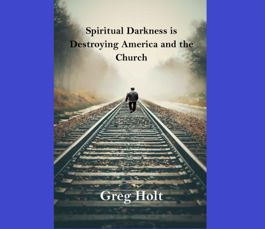 spiritual darkness America Church