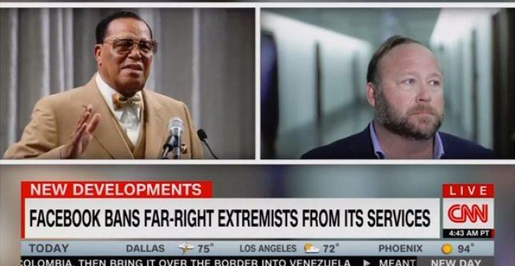 Farrakhan CNN
