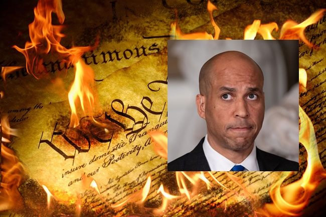 Cory Booker Thinks ALL Gun Owners Should Be Federally