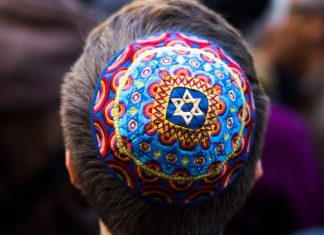 Jews kippa Germany
