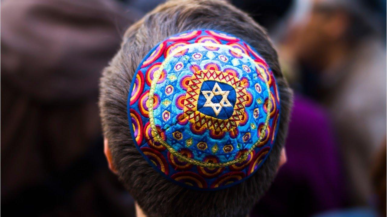 Jews kippa Germany