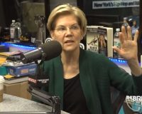 Elizabeth Warren Calls For Amazon To Censor Books She Doesn't Like About Covid