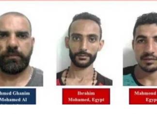 four terrorists