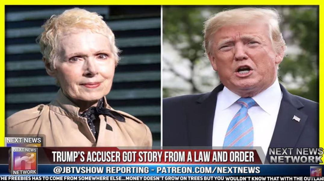 trump rape Law and Order