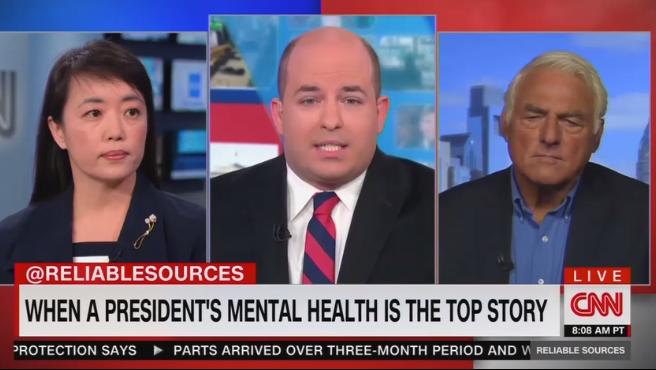 shrink guest on CNN