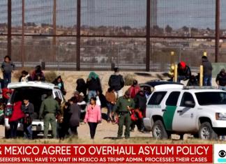 trump asylum policy