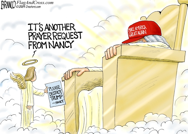 heaven Pelosi