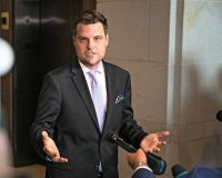 'Gonna Put A Bullet In You': Veteran Of CNN, ABC, NBC 'Threatens Life Of Matt Gaetz'