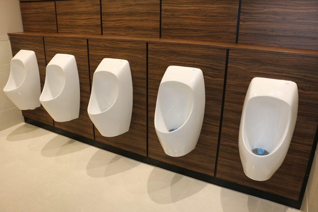 portland bans urinals
