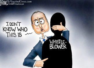 schiff whistleblower blackout