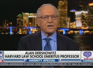 Pelosi Dershowitz