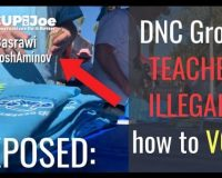 Watch: Democrat Caught on Video Teaching Illegals How to Vote
