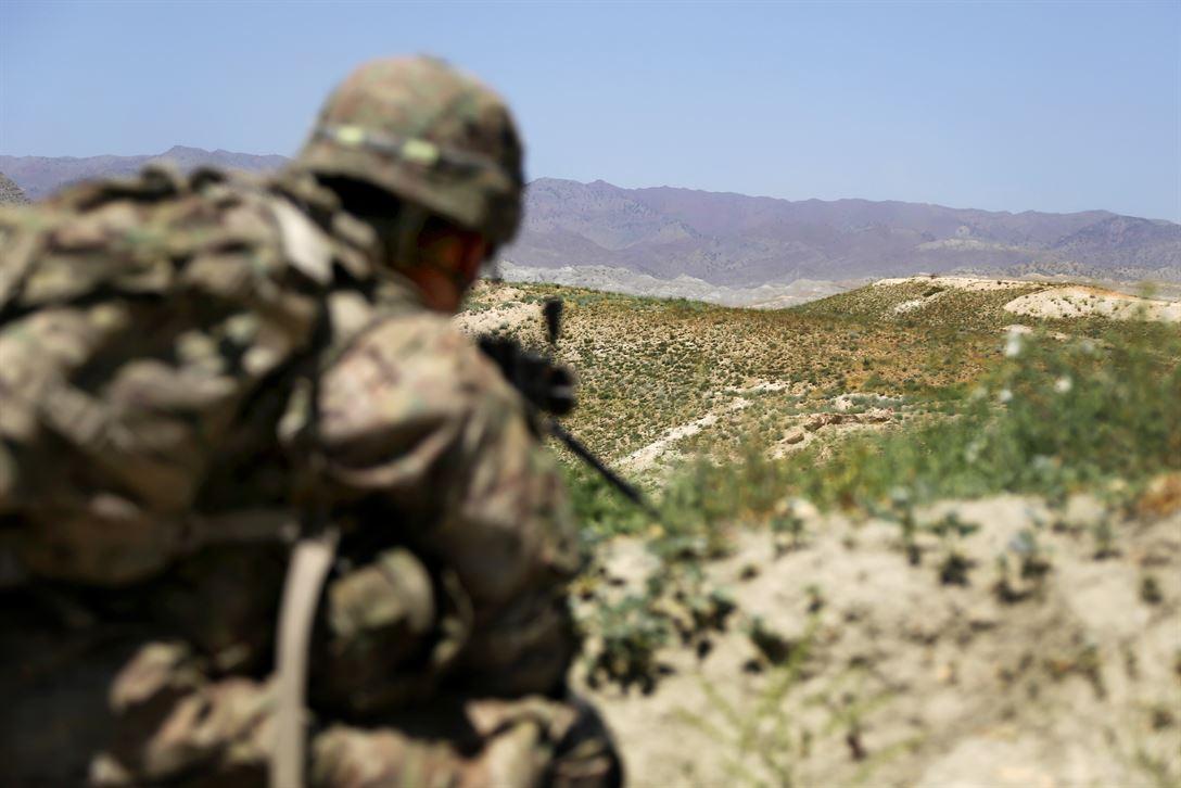 us military members