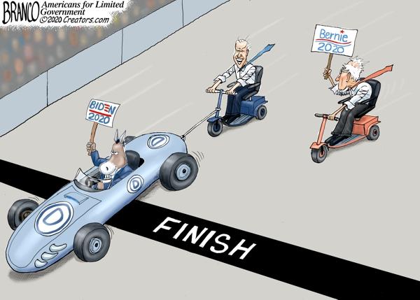 geezer Biden